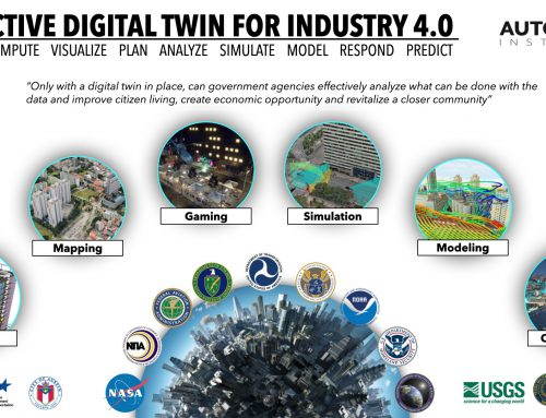 Active Digital Twins and Intelligent Infrastructure