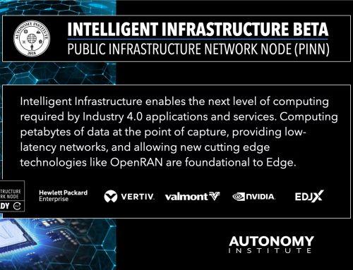 Intelligent Infrastructure Beta