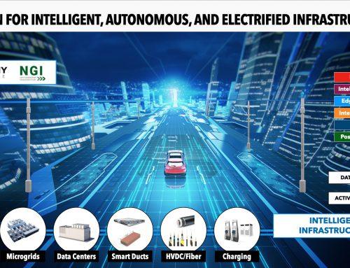 Intelligent, Autonomous, and Electrified Infrastructure