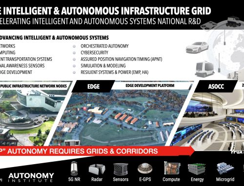 TMD Camp Mabry Intelligent Infrastructure GRID